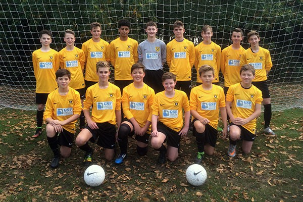U15 Eagles - October 2015