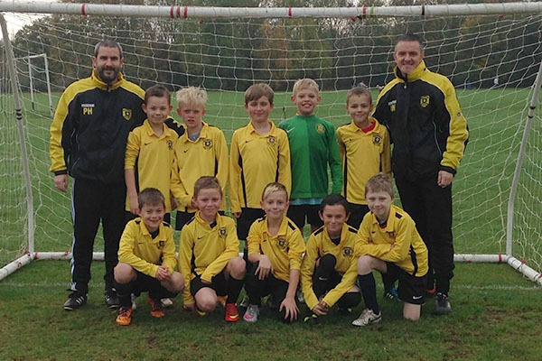 U9 Kestrels - October 2015