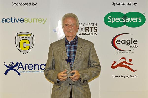 Alan Wildsmith - Oustanding Service Award